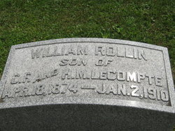 William Rollin LeCompte