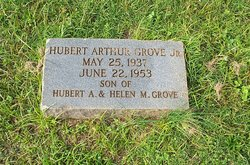 Hubert Arthur Grove, Jr