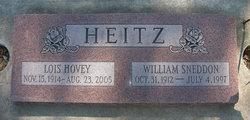Lois Jane <I>Hovey</I> Heitz