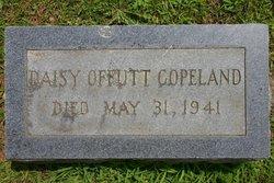 Daisy Francis <I>Offutt</I> Copeland