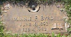 Minnie <I>Frese</I> Byrd