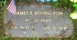 James Ervin Addington