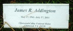 James R. Addington