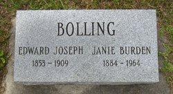 Edward Joseph Bolling