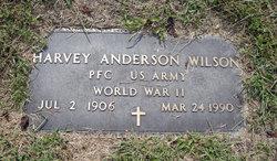 Harvey Anderson Wilson