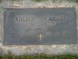 Shirley Josephine <I>Lundy</I> Baillie