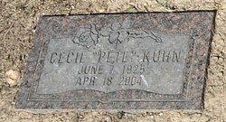 "Cecil ""Pete"" Kuhn"