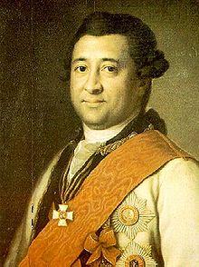 Gen Ivan Abramovich Gannibal