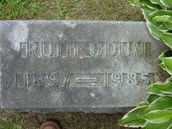 Margaret Ruth <I>Hess</I> Odum