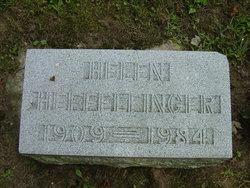 Helen M <I>Hess</I> Heffelfinger
