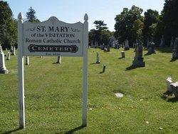 Saint Mary of the Visitation Church Cemetery Old