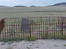 Mother Featherlegs Cemetery