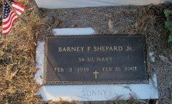 Barney Francis Shepard, Jr