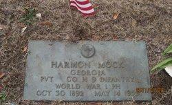 Harmon Mock