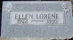 "Ellen Lorene ""Lorene"" <I>Barfknecht</I> Thomsen"