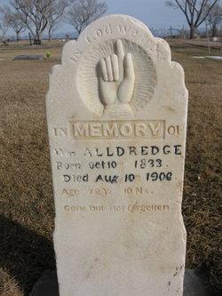 William B Alldredge