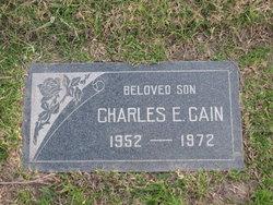 Charles E. Cain