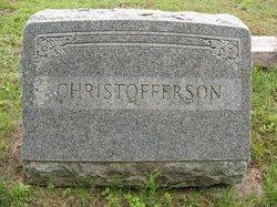 Beda <I>Dahlberg</I> Christofferson