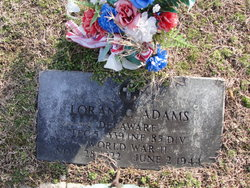 Loran Charles Adams