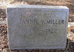 Jannie V. Miller