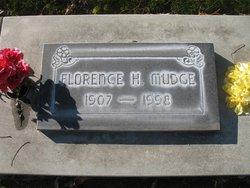Florence Mudge