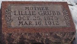 Lillie B <I>Cornelius</I> Grubb