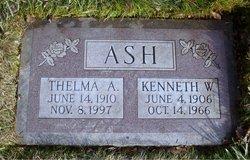 Thelma <I>Anderson</I> Ash
