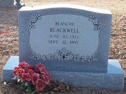 Blanche <I>Lingo</I> Blackwell