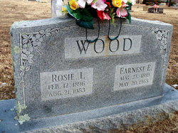 Earnest E Wood