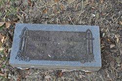 Helene Celeste <I>Bishop</I> Harris
