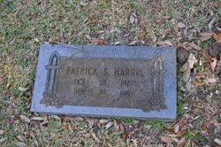 Patrick Sidney Harris Jr.