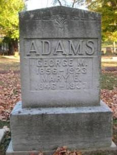 Mary Ellen <I>Butler</I> Adams