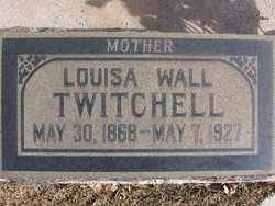 Louisa <I>Wall</I> Twitchell