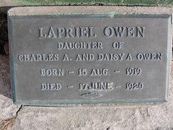 Lapriel Owen