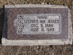 Stephen Ira Jensen