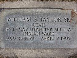 William Singleton Taylor, Sr