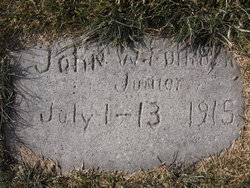 John W Fullmer, Jr