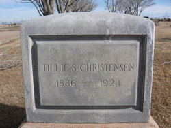 Tillie Surilla <I>Curtis</I> Christensen