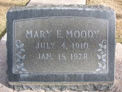 Mary Elizabeth Moody