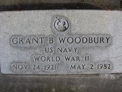 Grant B Woodbury