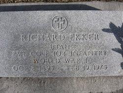 Richard Ekker