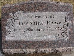 Josephine Reeve