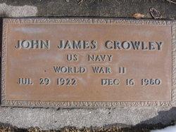 John James Crowley