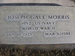 """Joseph Gale """"Joe"""" Morris"""