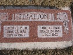 Charles Abel Stratton