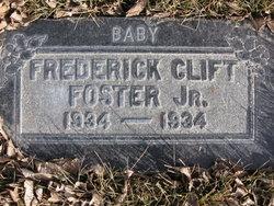 Fredrick Clifton Foster, Jr