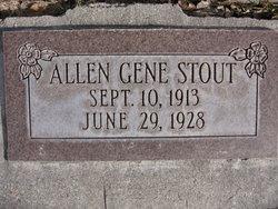 Allen Gene Stout