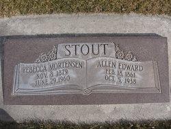 Rebecca Jane <I>Mortensen</I> Stout