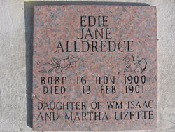Edie Jane Alldredge