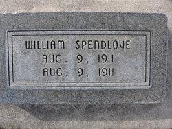 William Spendlove